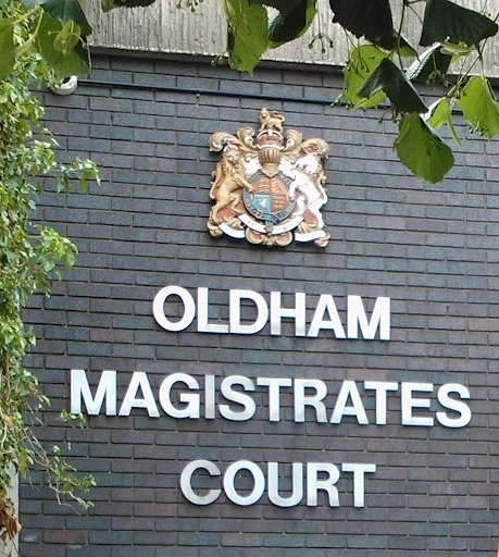 Oldham Magistrates Court