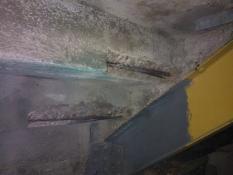 Fakenham racecourse - preparation for concrete repair