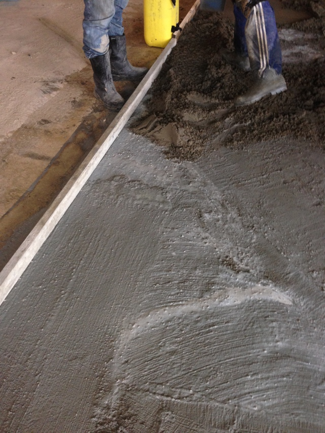 Priming (Grout)